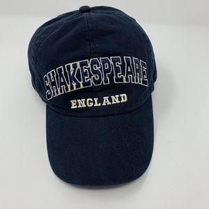 Shakespeare England Cap